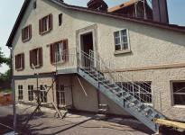 Schaeden an den Fensterrahmen Maugweiler GmbH, Schreinerei und Fensterbau